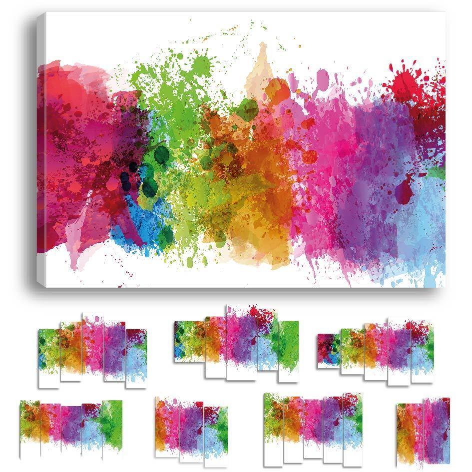 TABLEAU IMPRIMEE - ENCRE INK POP ART GRAFFITI TAG 60 MODELES IMPRIMEE INK1