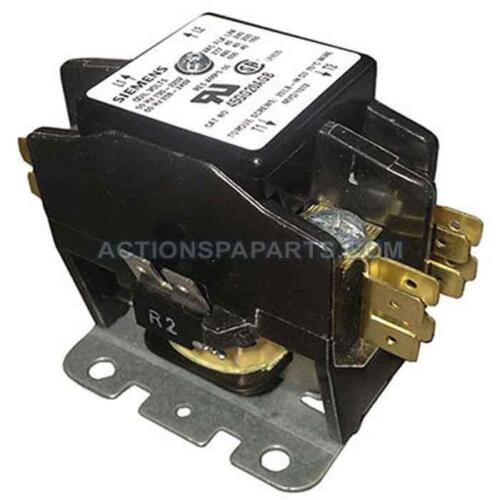 SUNDANCE® JACUZZI® Hot Tub Heater Contactor 240VAC CRL 6000-505