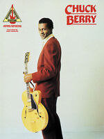 Chuck Berry Guitar Recorded Versions Tab Book