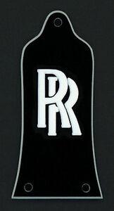 Alerte Gravé Gravé Guitare Truss Rod Cover-pour Epiphone Epi-randy Rhoads Rr-afficher Le Titre D'origine