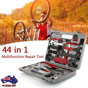 44PCS-Mountain-Bike-Bicycle-Cycling-Chain-Maintenance-Repair-Tool-Wrench-Kit-AU
