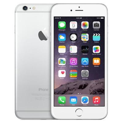 "Blanco Apple IPHONE 6 Plus 5.5"" 64GB-NO TOUCH ID-Móvil Libre Teléfono SmartPhone"