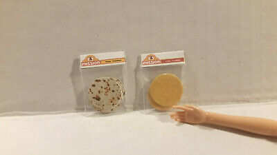 Barbie Doll 1:6 Kitchen Food Baking Miniature Box of Corn Starch