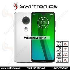 Brand New Motorola Moto G7 XT1962-6 Factory Unlocked Toronto (GTA) Preview