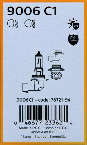 Headlight Bulb-Standard Single Commercial Pack Philips 9006C1