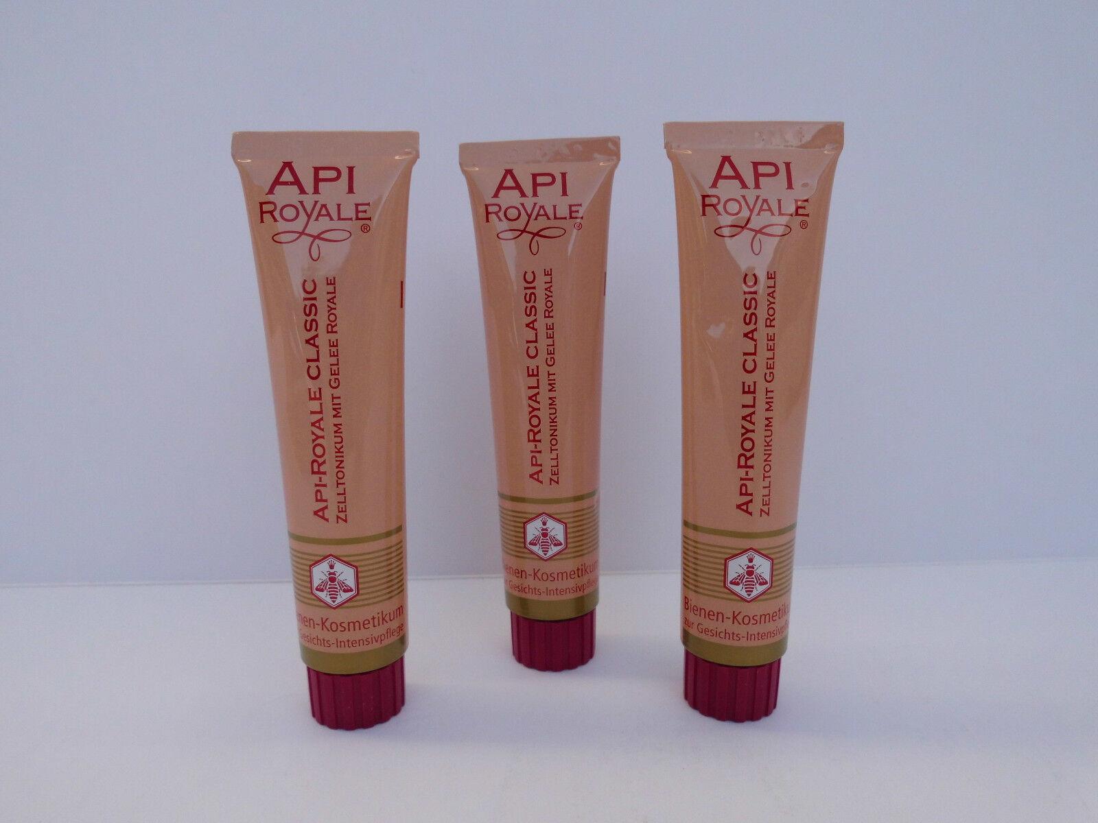 Api Royale Classic Zelltonikum mit Gelee Royale 3 x 50 ml 150 ml