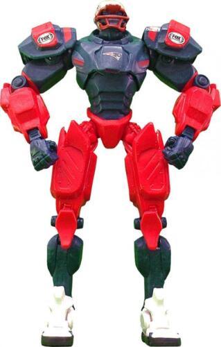 Fox Sports New England Patriots NFL robot 10 Inch Team Cleatus v2.0 figura de acción