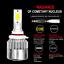 KIT-COPPIA-FARI-BIANCO-FREDDO-H7-36W-3800LM-6000K-AUTO-MOTO-LAMPADE-C6-LAMPADINE miniatura 3