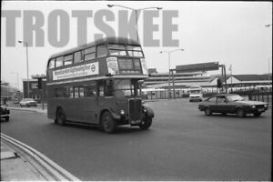 35mm Negative London Transport AEC Regent RT4779 OLD566 at Heathrow 1978