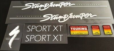 sku spec-S110 Specialized M2 PRO Bicycle Decal Set