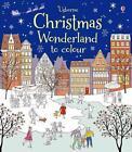 Christmas Wonderland to Colour von Abigail Wheatley (2014, Taschenbuch)