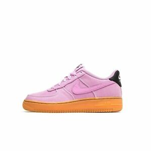 cálmese Describir Imitación  Nike Air Force 1 LV8 Style (GS) Youth AR0735-600 Pink Size US 7Y | eBay