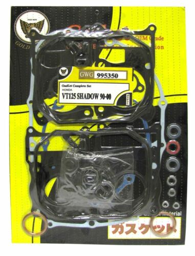 Complete Gasket Set Full Honda XL125 V1-VB Varadero 2001-2011