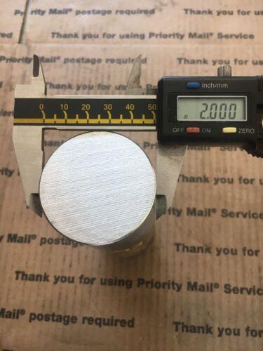 "2/"" Steel Round Bar Stock Blacksmith Lathe 2.00 Machining 1045 6/"" Long Pins"