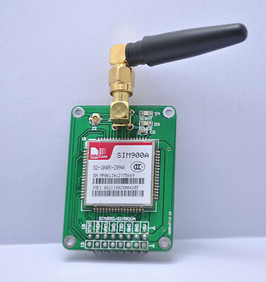 1PC SIM900A GPRS module development board with DTMF GSM MMS positioning