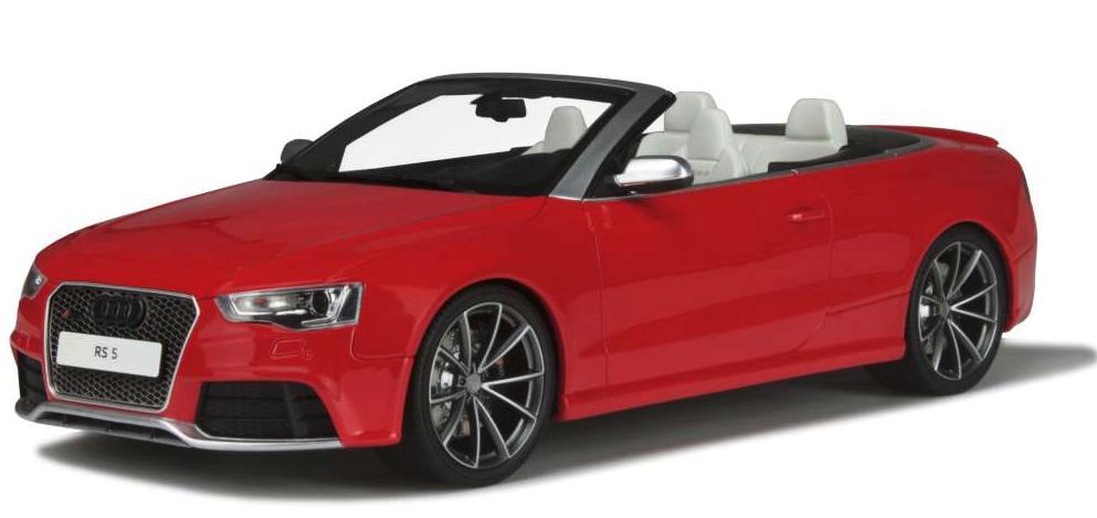 Audi rs5 cabrio - geist 1,18 - skala - misano rot