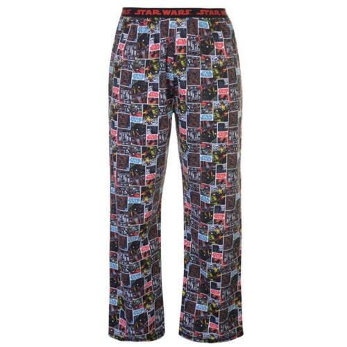 Official Star Wars Cartoon Design Long Pyjama Bottoms BNWOT