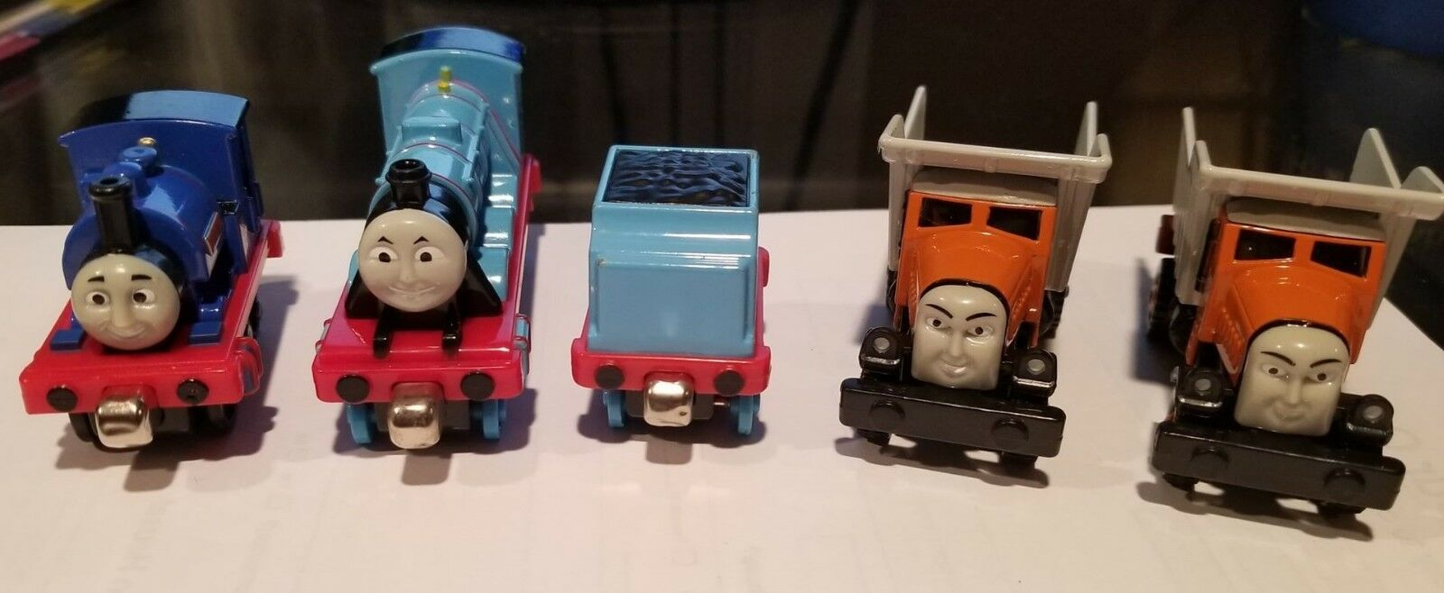 Thomas vänner Max Monty Sir Handel Gordon Metal Train Loose Gift New America säljare