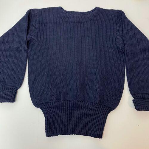 Vintage 1950s Lanza Wool Sweater Varsity Letterman