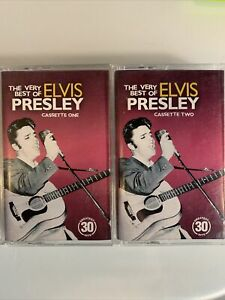 Elvis-Presley-The-Very-Best-of-2-Cassette-Tapes