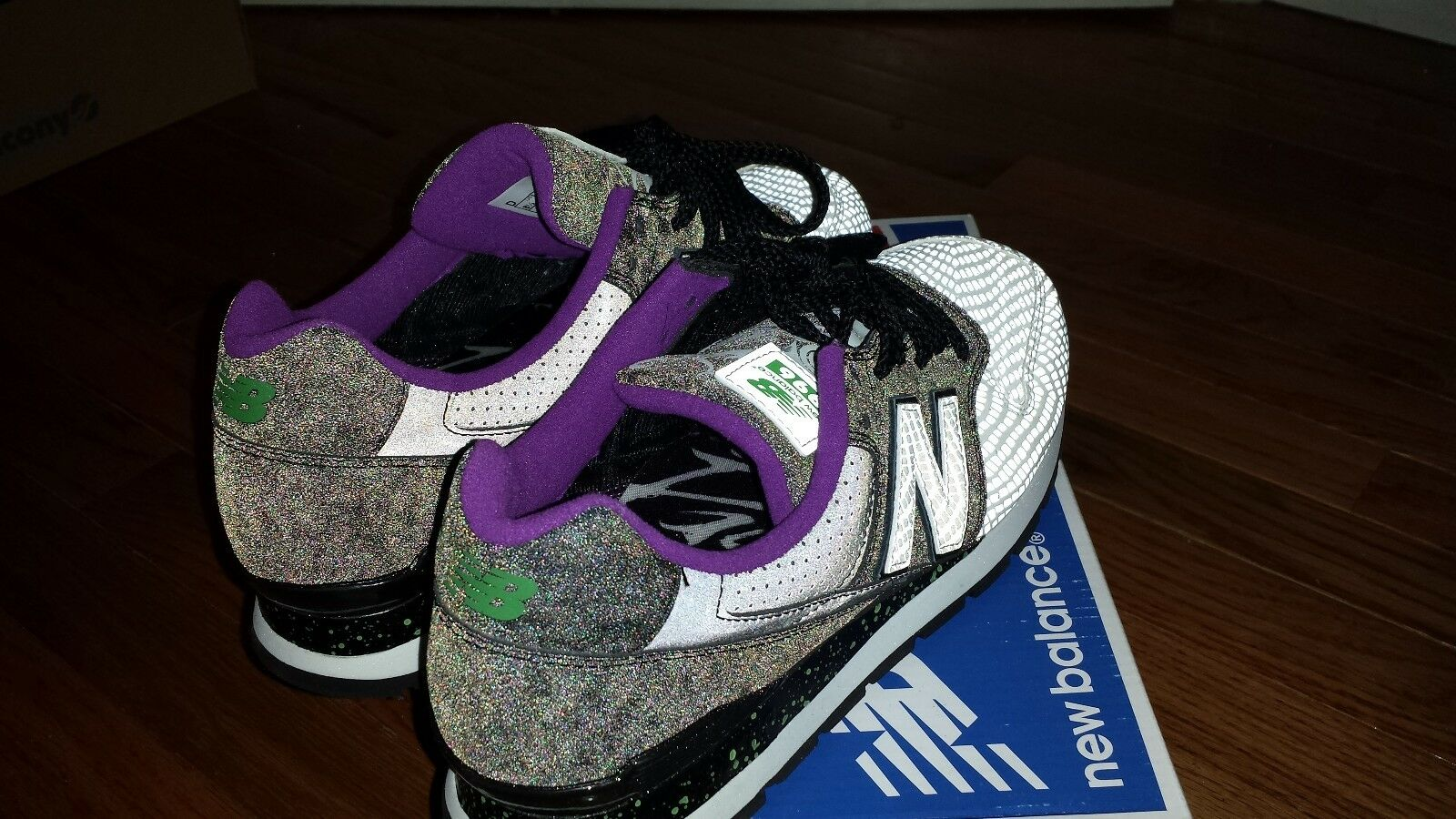 New Balance x Atmos   Face Off   996 size 8.5 DS