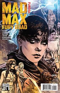 MAD-MAX-FURY-ROAD-Furiosa-1-DC-VERTIGO-Movie-prelude-NM-new-George-Miller