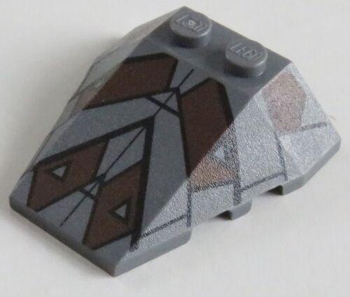 Star Wars #48933pb009 Ecke / Wedge 4 x 4 Dach 3-fach geneigt 2 Stück LEGO