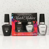 Cuccio Veneer Match Makers - Hong Kong Harbor 6054 Gel & Nail Lacquer Duo Kit