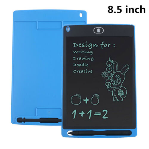 4.4//8.5//12/'/'  LCD Writing Drawing Tablet Graphics E-Writer Boards Painting Pad