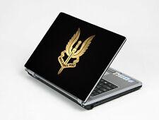 SAS Militar Ejército que se atreve gana cubierta Notebook Portátil Piel Pegatina Arte Calcomanía