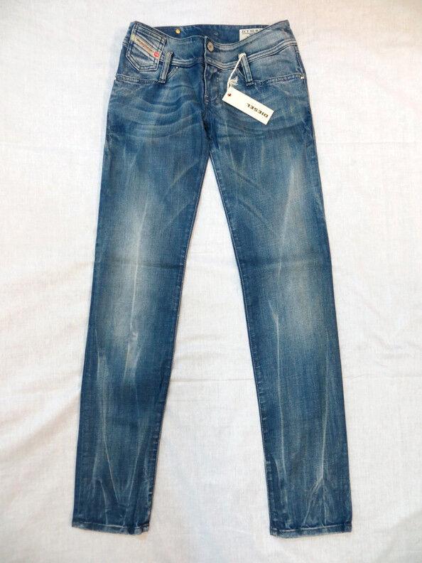 NWT DIESEL Matic 8N4 Women's Jeans