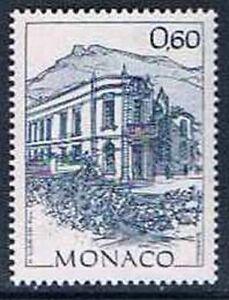 Monaco 1992 Yv N°1834 Mnh** Old views of Monaco - France - Monaco 1992 Yv N1834 Mnh Old views of Monaco - France