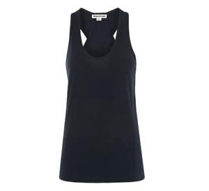 Whistles - Slub Racer Back Vest - T-Shirt - Navy - New with tag - Größe M - 12 14