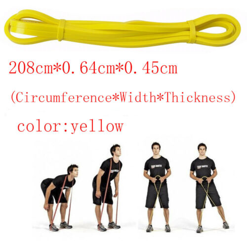 Exercise Fitness Tube Resistance Bands Set Strength Training Slimming Product@