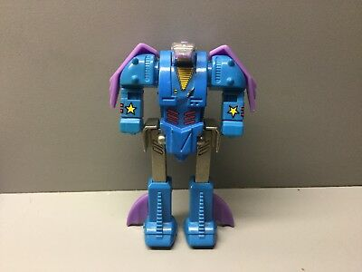 lot de 2 Bandai 1985 Godaikin Dan Cougar Eagle Fighter transformer robot figure