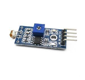 10 PCS Photoresistor Sensor Module Light Detection Light for Arduino