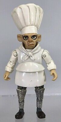Disney Pixar Ratatouille Skinner 5 Figure Head Chef Gusteau S Rare Villain Toy Ebay