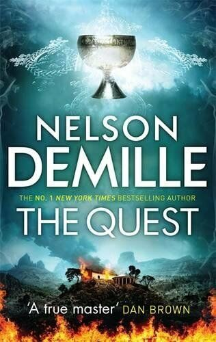 1 of 1 - The Quest by DeMille, Nelson 0751553263 The Cheap Fast Free Post