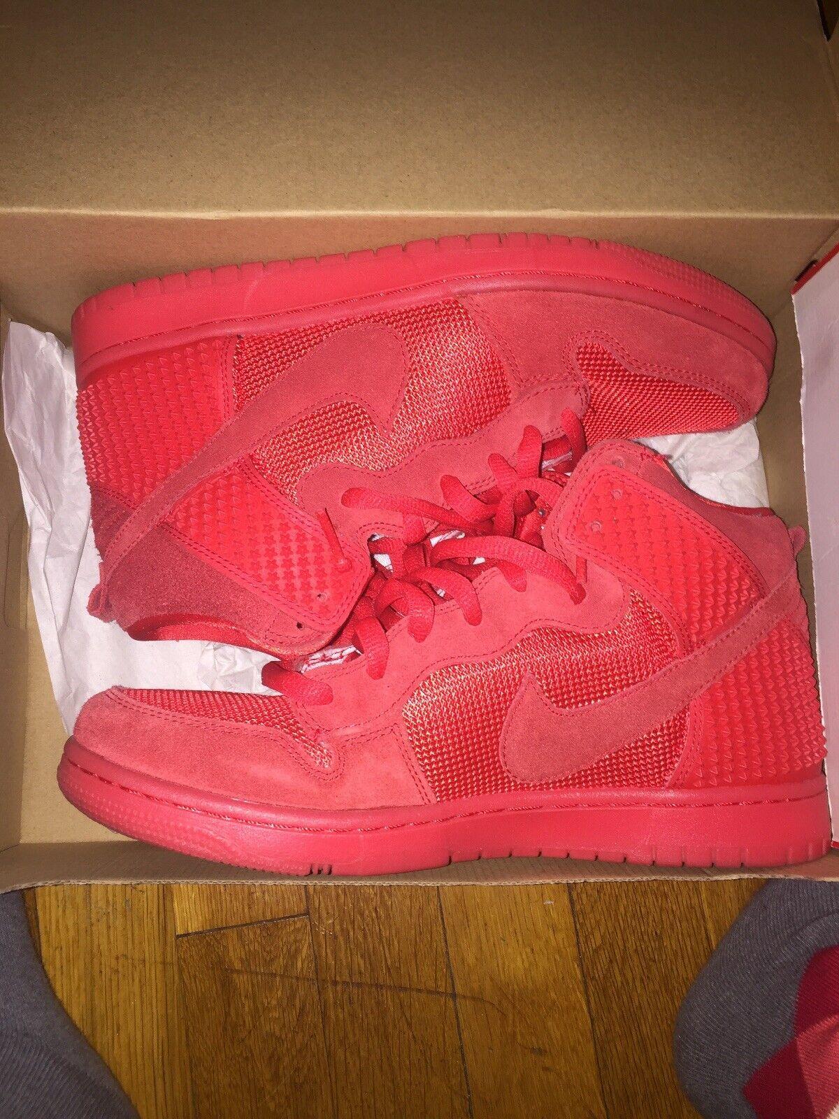 Nike dunk cmft prm Red October Pre Owned
