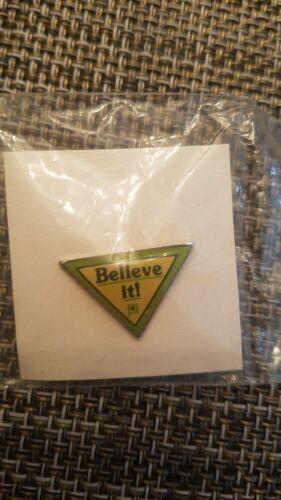 Pin Rare! Collectible Vintage Publix Believe It