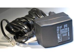Netzteil-Adapter-Telekom-TA-2-a-b-SB41-415-DV-4513ACUP-NG000043-9V-24V-45V