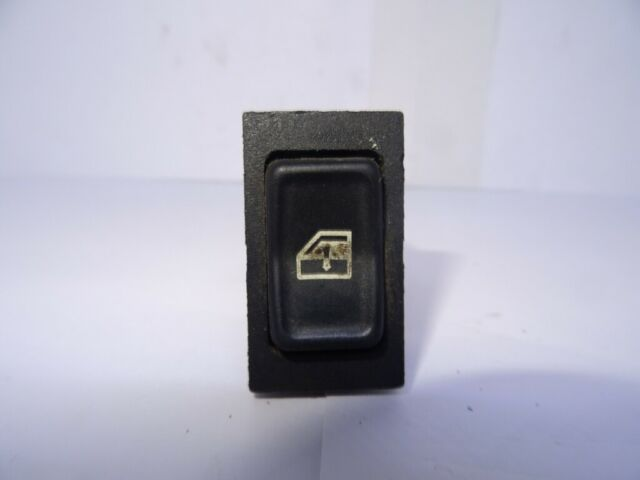 *VW JETTA 1988-1991 WINDOW SWITCH BUTTON 321959855
