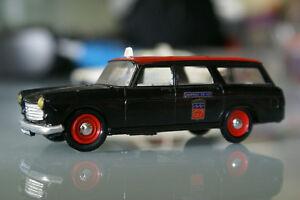 ELIGOR-1-43-AUTO-DIE-CAST-PEUGEOT-404-TAXI-1964-NERO-ART-1142