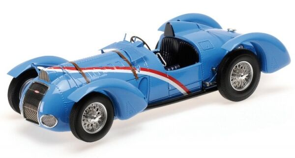 Delahaye Type 145 V-12 Grand Prix (bluee) 1937