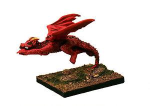 15mm Fantasy Miniatures-Unpainted Dragonmen & Dragons 'HOT
