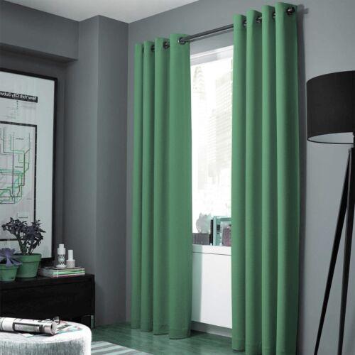 2ADAM Lime Green Greek Thermal Sunlight Blocking Blackout Window Curtain Panel