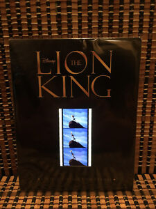 The-Lion-King-Limited-Edition-35-millimeter-Film-Strip-Contains-3-Cells-Disney