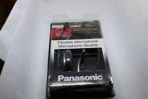 Panasonic-KX-TCA430-Comfort-Fit-Foldable-Headset-Noise-Cancelling-Mic-H