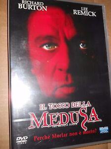 Il-tocco-della-medusa-dvd-sigillato-originale-1-ediz-EAGLE