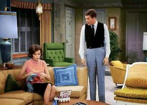 Dick Van Dyke Show Mary Tyler Moore Color  8x10 Glossy Photo